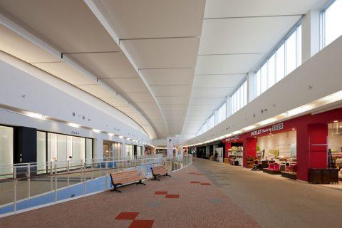 総合建設 商業施設 店舗開発 ショッピングモール