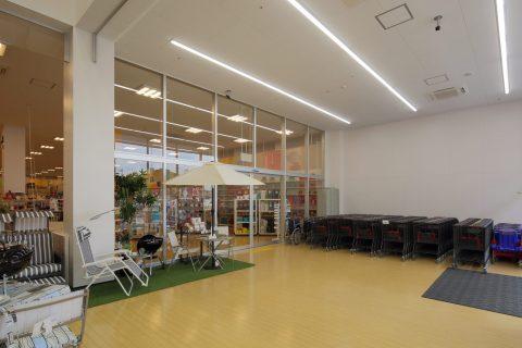 総合建設 商業施設 店舗開発 ホームセンター