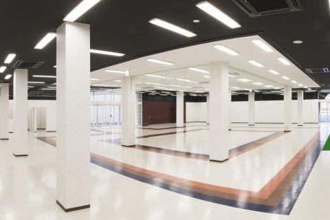 総合建設 商業施設 店舗開発 スポーツ売り場