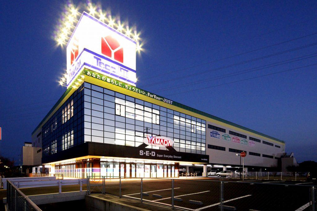 総合建設 商業施設 店舗開発 家電量販店