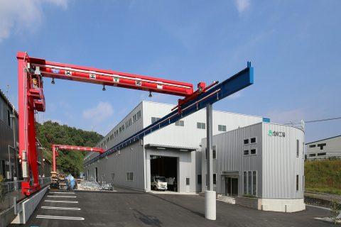 総合建設 商業施設 店舗開発 福山工場