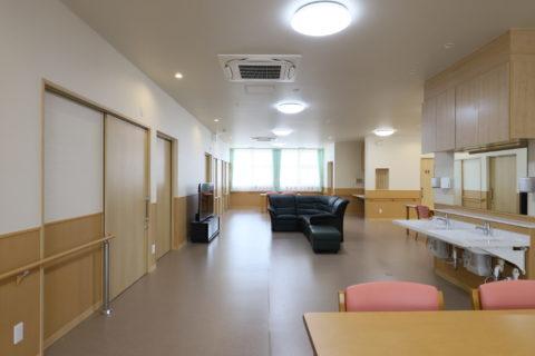 共同生活室 老人ホーム 商業施設